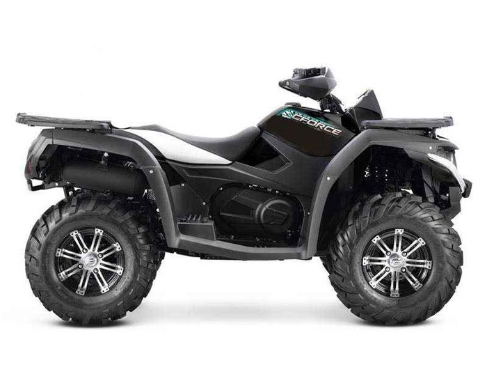 CForce 4×4 quadbike 500cc